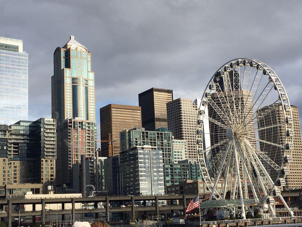 Argosy Cruises - Seattle