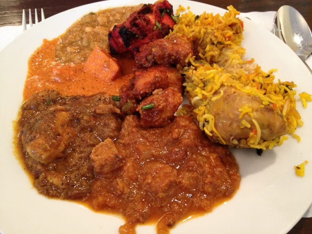 Great buffet yelp for 8 elements perfect indian cuisine