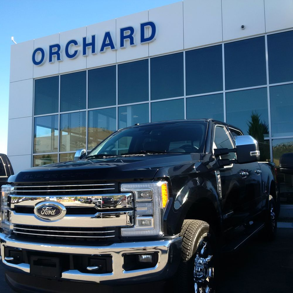 Orchard ford sales concessionari auto 911 stremel road for Affitti di cabina okanagan bc