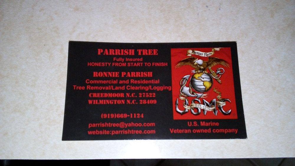 Parrish Tree Service: Butner, NC