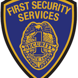First Security Services Security Services 1240 Briggs