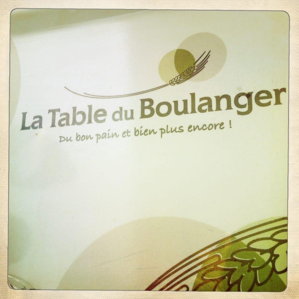 Photos pour la table du boulanger yelp - Tout pour la table ...