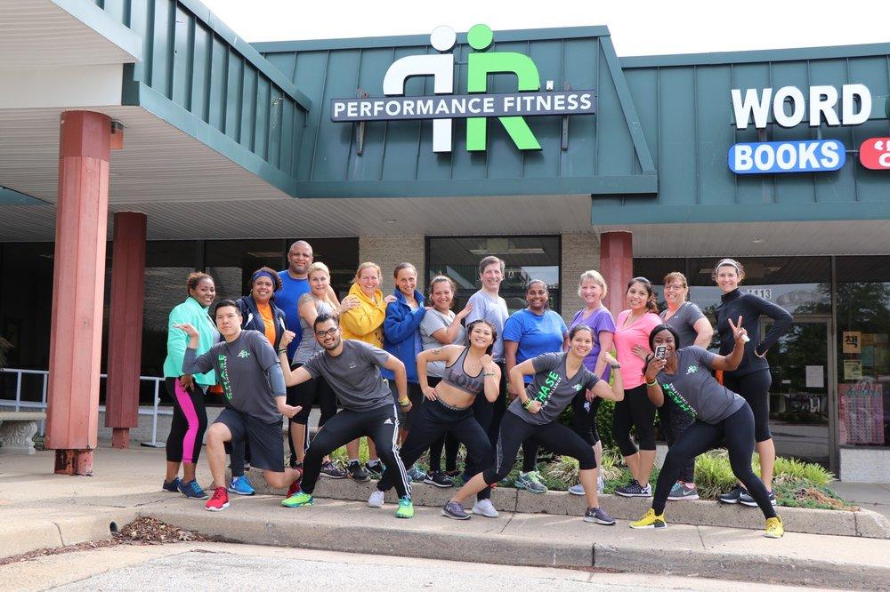 PR Performance Fitness: 4111 John Marr Dr, Annandale, VA