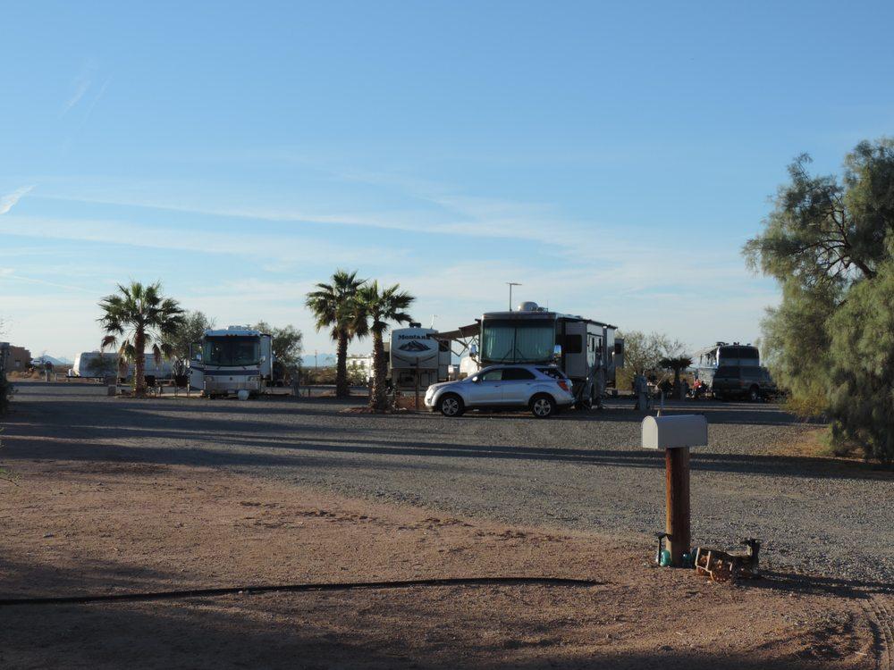 The Oasis Rv Park at Aztec Hills: 1401 S Ave 66E, Dateland, AZ