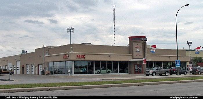 Gmc Dealers Near Me >> Park Pontiac Buick GMC - Auto Repair - Winnipeg, MB ...