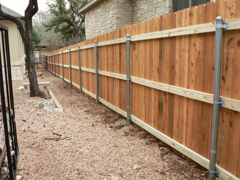 Regal Fence: 3919 Run Of The Oaks, Austin, TX