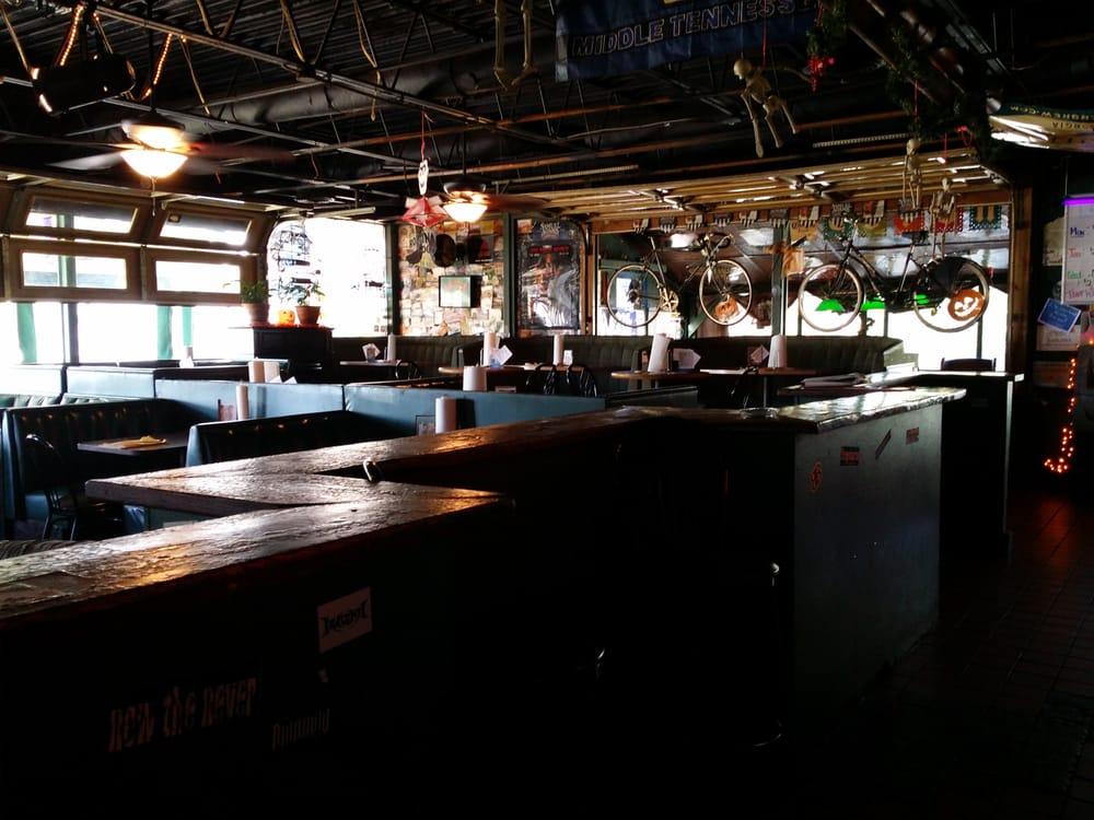 The Boro Bar and Grill: 1211 Greenland Dr, Murfreesboro, TN