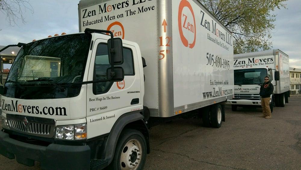 Zen Movers: 875 W San Mateo St, Santa Fe, NM