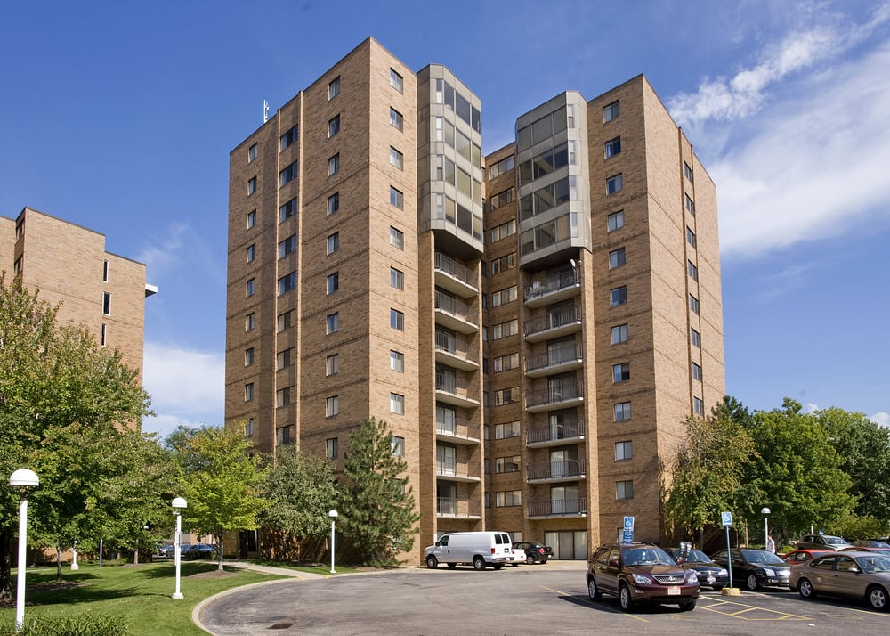 The Triangle Apartments