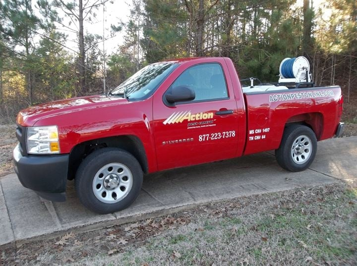 Action Pest Control: 14950 Goodman Rd, Olive Branch, MS