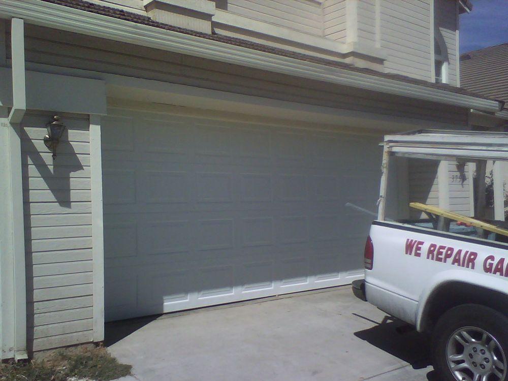 Photos for haney door service yelp for Garage door repair sacramento