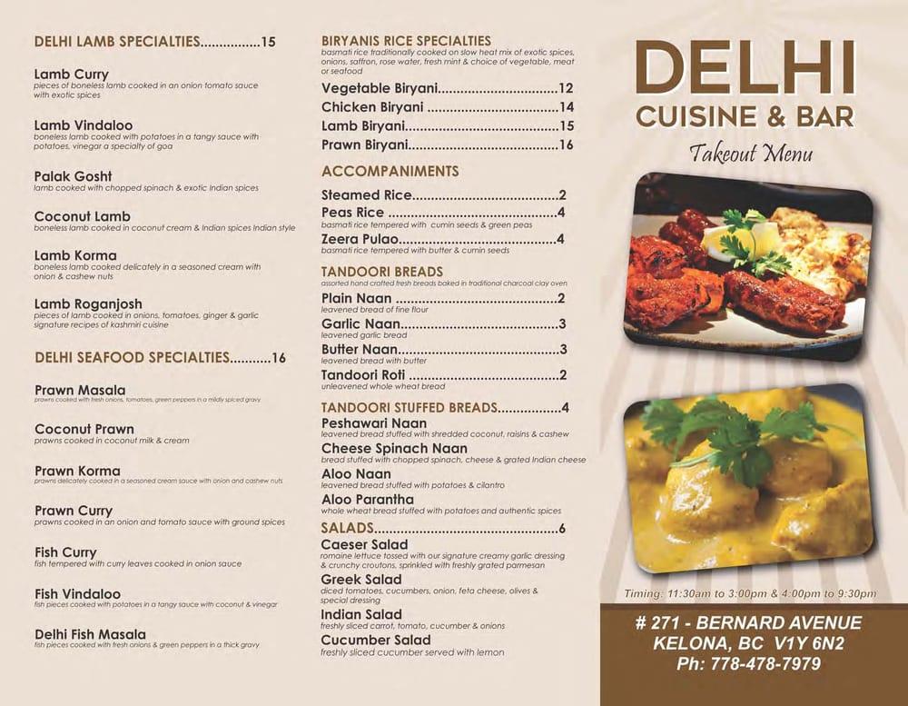 Photos for delhi cuisine bar yelp for Age cuisine express