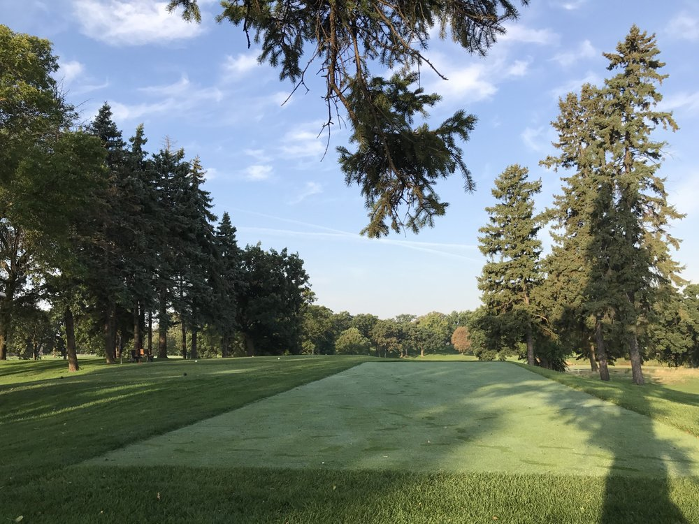 University of Minnesota Golf Course
