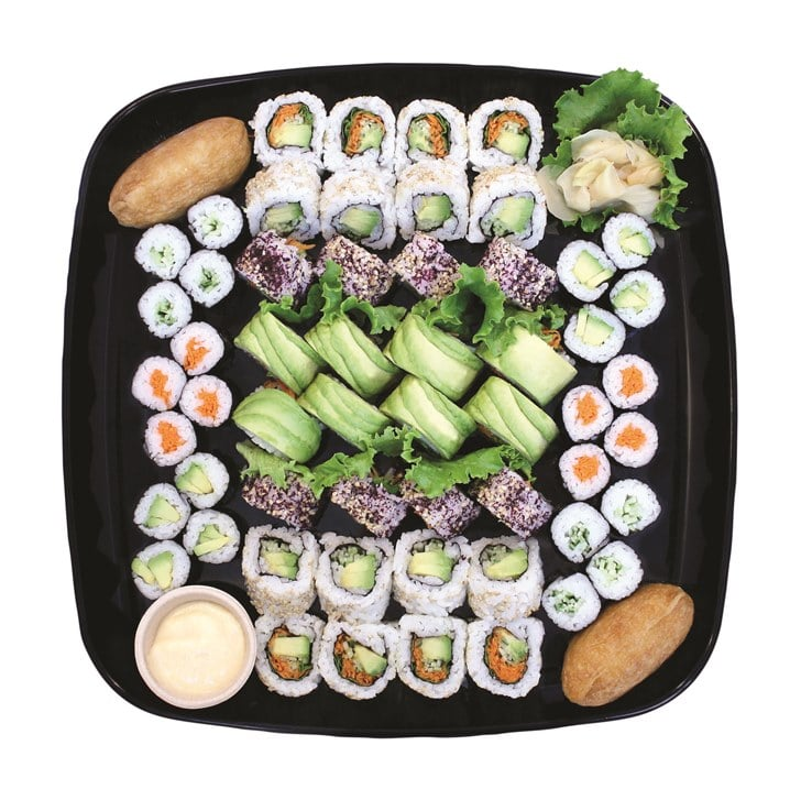 Photo Of Genji Sushi Bars Knoxville Tn United States Very Veggies