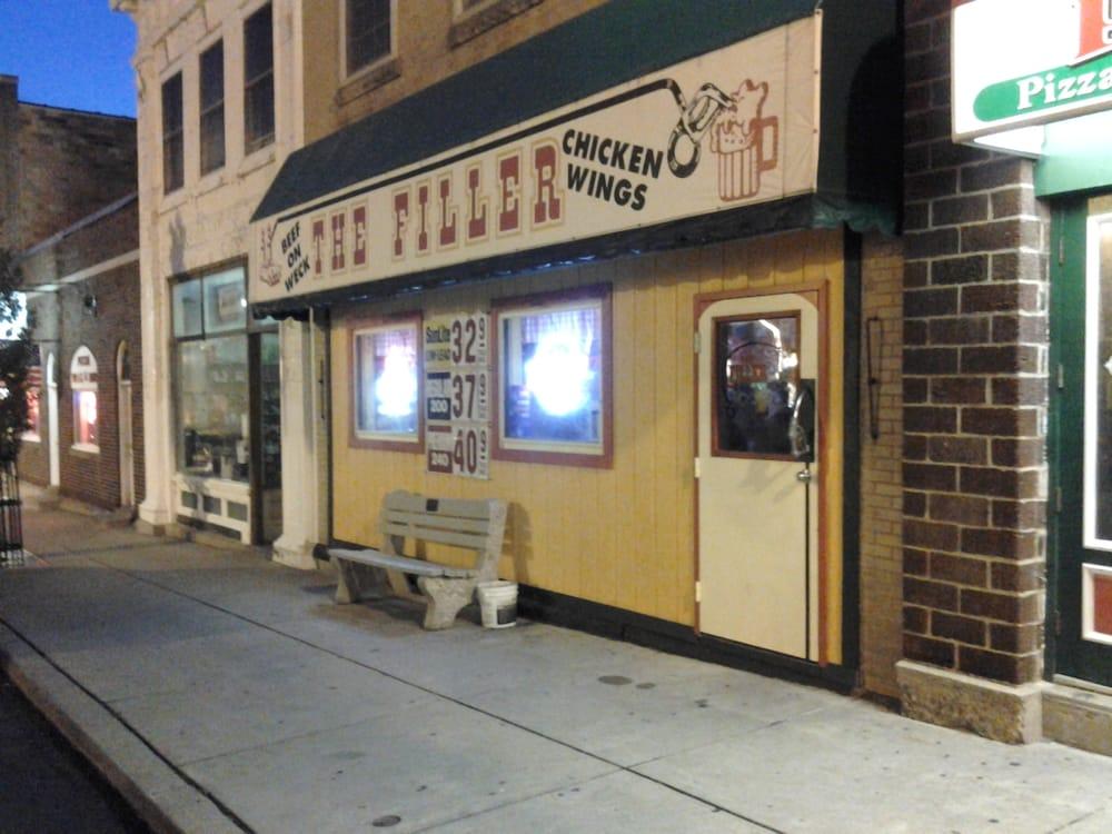 Filling Station Saloon: 40 Main St, Akron, NY