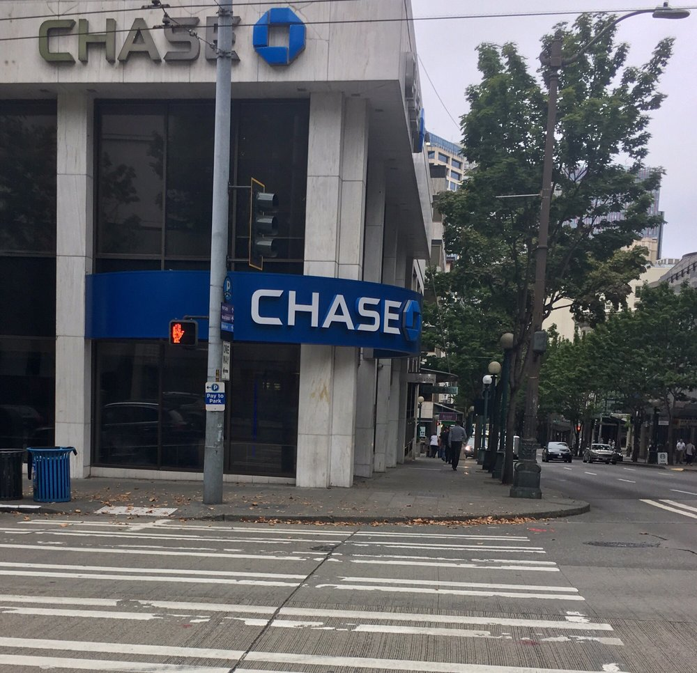 Chase Bank - CLOSED - Banks & Credit Unions - 1401 5th Ave, Downtown ...