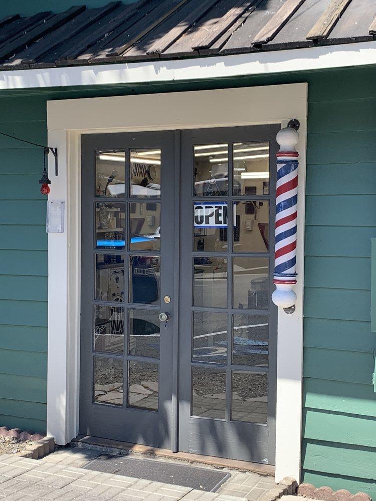Secret Barbers Society: 190 E California St, Jacksonville, OR