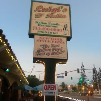Luigi S D Italia Anaheim Kitchen Nightmares