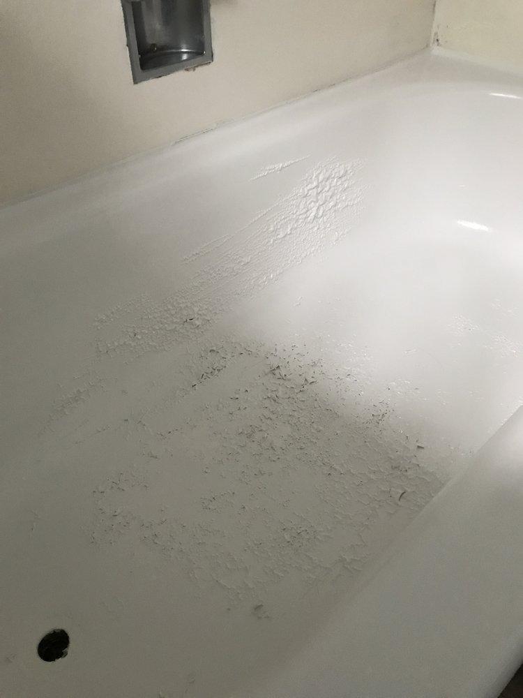 Fantastic Bathtub Refinishers Small Porcelain Refinishers Round Cost To Refinish Bathtub Glazing A Bathtub Old Glazing Tubs PurpleBath Tub Plumbing Photos For Custom Bath Tub And Tile Reglazers   Yelp
