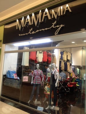 1df268f5c Mama Mia - Ropa de maternidad - Real San Agustin