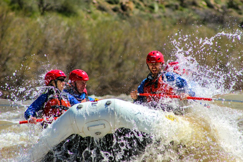 Mild To Wild Rafting & Jeep Trail Tours: 4400 N Scottsdale Rd, Scottsdale, AZ