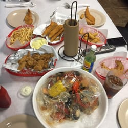 Photo Of Shark Seafood Restaurant Richmond Va United States