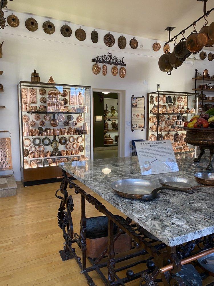 Copper Art Museum: 849 Main St, Clarkdale, AZ