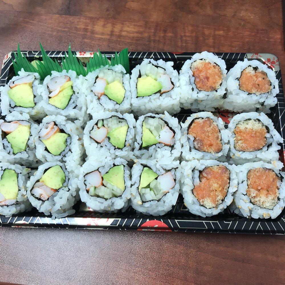 Kyoto Sushi & Hibachi: 45654 University Park Ave, Hammond, LA