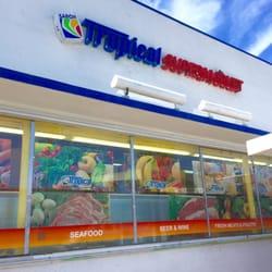 Sabor Tropical Supermarket Miami Beach