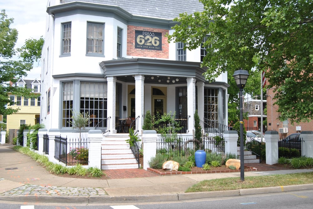 Press 626 wine bar: 626 W Olney Rd, Norfolk, VA