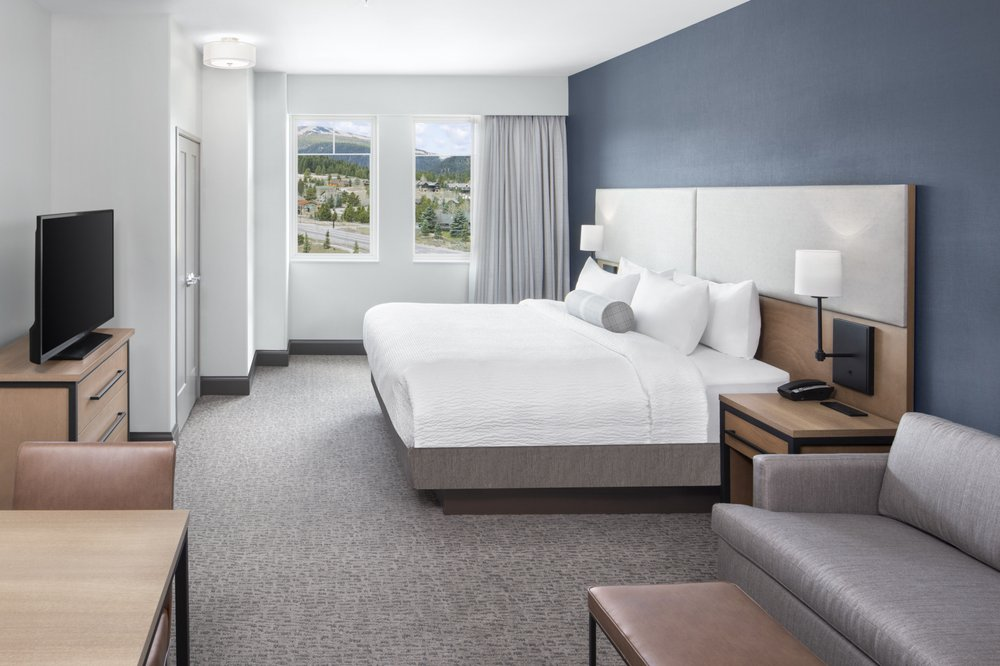 Residence Inn by Marriott Big Sky/The Wilson Hotel: 145 Town Ctr Ave, Big Sky, MT