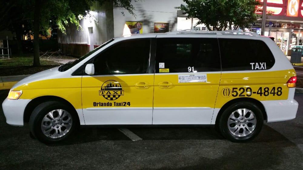 Orlando Taxi 24