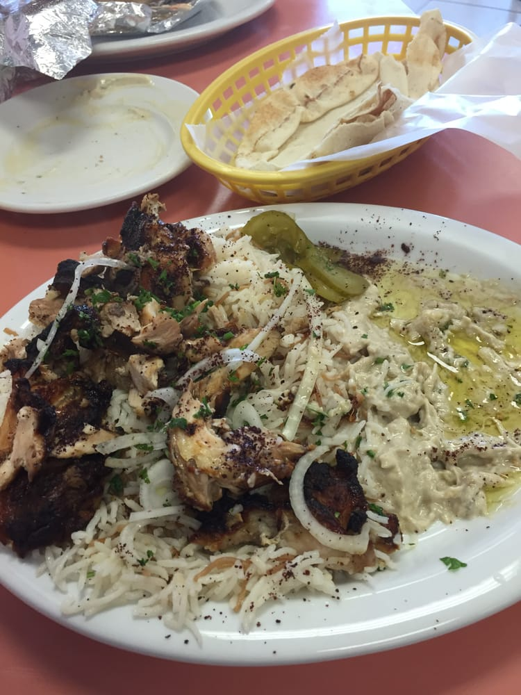 House of kabob 64 photos 99 reviews halal 6433 for Aladdin mediterranean cuisine westheimer road houston tx