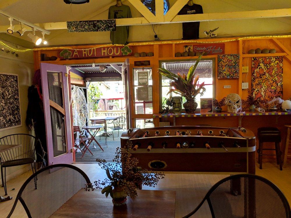 Kava Kafe: 55-3412 Akoni Pule Hwy, Hawi, HI