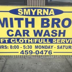 Car Wash Smyrna Tn