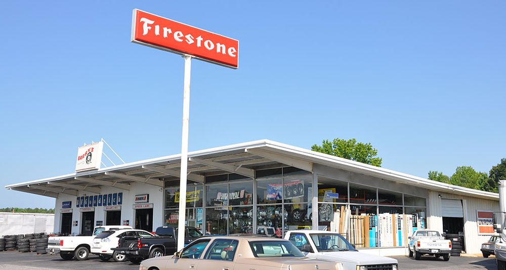 Barry's Tire & Exhaust: 168 Frontage Rd, Forest City, NC