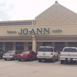 Joann Fabrics And Crafts 25 Reviews Fabric Stores 5520 Weslayan St West University