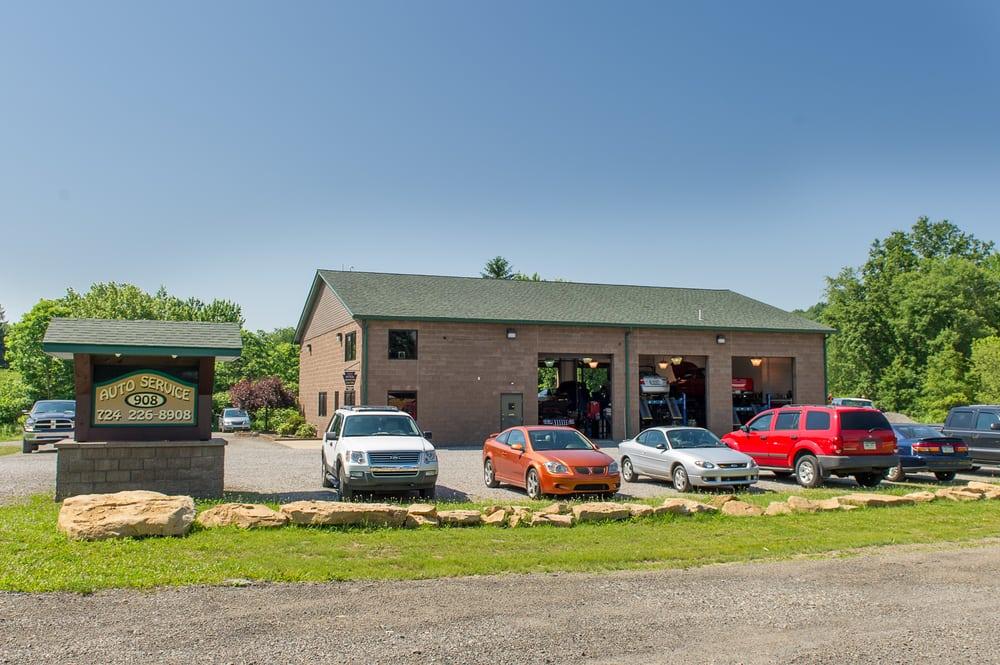 908 Auto Service: 3433 Saxonburg Rd, Natrona Heights, PA