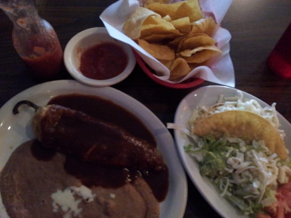 Coupon garcia's mexican restaurant
