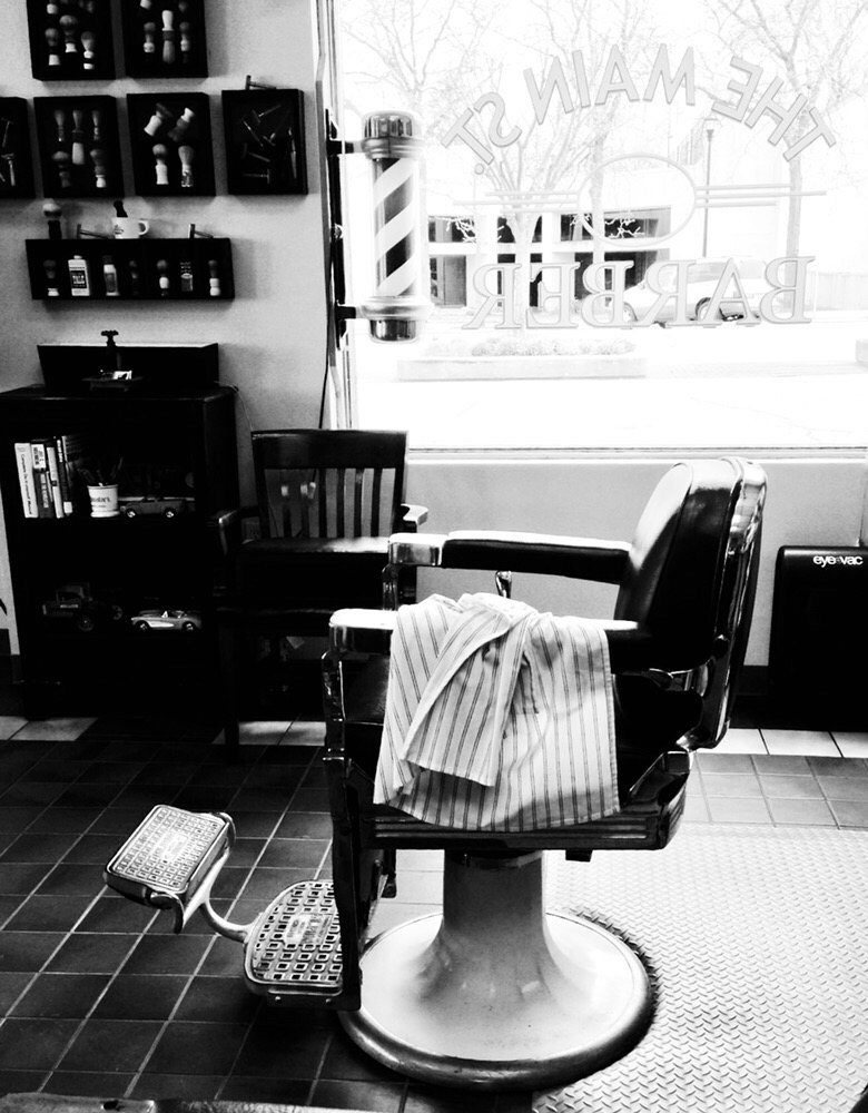 The Main Street Barber: 88 S Main St, Oberlin, OH