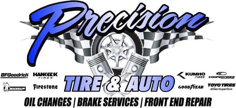 Precision Tire & Auto: 1400 Conrad Hilton Blvd., Cisco, TX