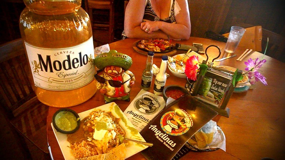 Angelina's Mexican Restaurant: 13665 Eureka Rd, Southgate, MI