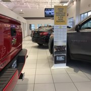 Lovely Looking From Service Entry Photo Of Watson Chevrolet   Murrysville, PA,  United States. Dealership Salesman Side With ...