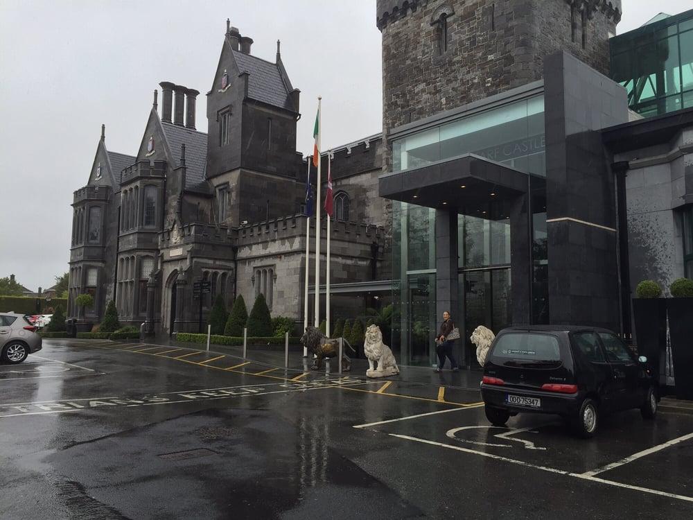Restaurants Near Clontarf Castle Hotel