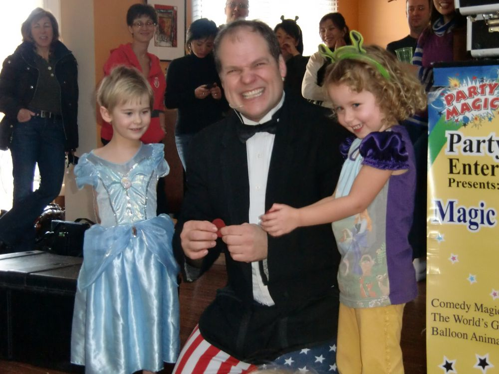 Party Magic Entertainment: 534 Hamburg Turnpike, West Milford, NJ