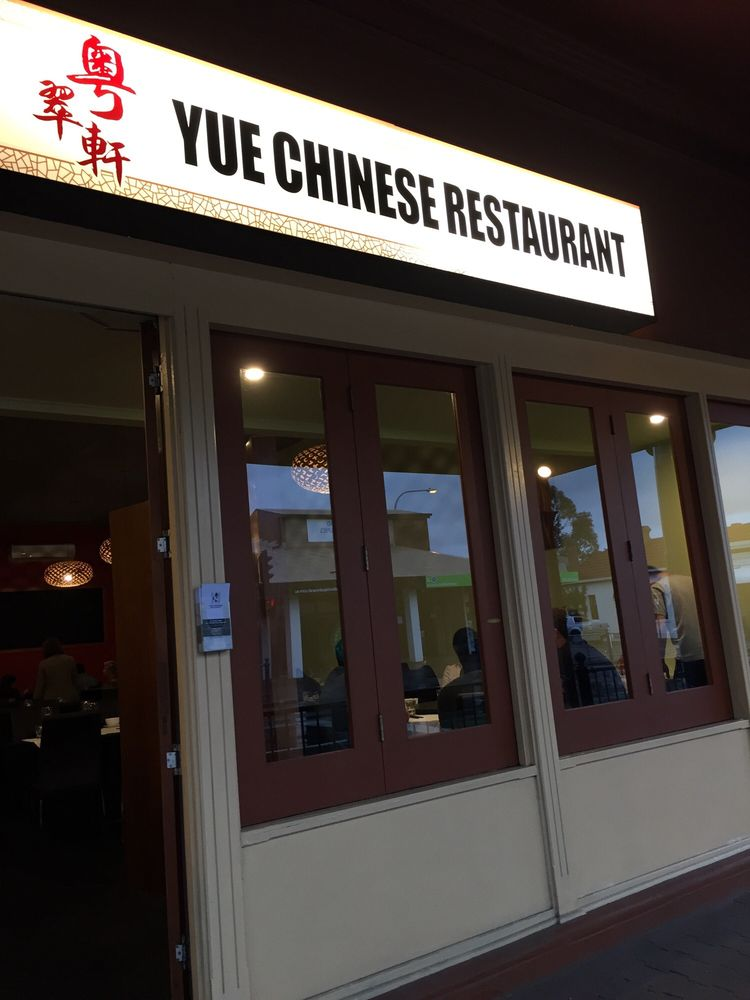 Chinese Restaurant Unley