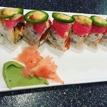 Aka sushi downtown last updated june 8 2017 121 for Aka japanese cuisine menu