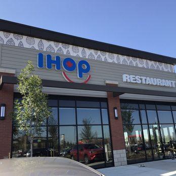 Ihop Restaurant Edmonton Ab