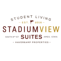 Stadium View Suites Apartments: 1206 South 4th St, Ames, IA