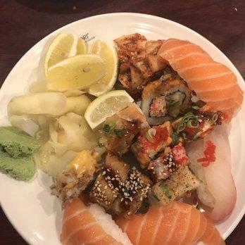 Minado Restaurant Menu Little Ferry Nj